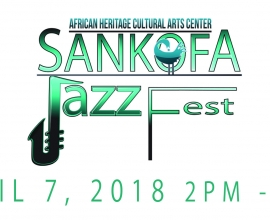 Fourth Annual  Sankofa Jazz Fest