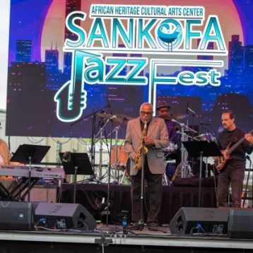 6th Annual Sankofa Jazz Fest featuring Chris Walker